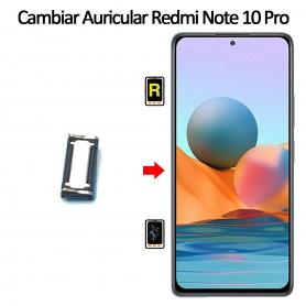 Cambiar Auricular De Llamada Xiaomi Xiaomi Redmi Note 10 Pro