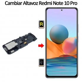 Cambiar Altavoz De Música Xiaomi Xiaomi Redmi Note 10 Pro
