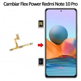 Cambiar Botón De Encendido Xiaomi Xiaomi Redmi Note 10 Pro