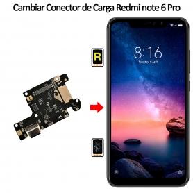 Cambiar Conector De Carga Xiaomi Xiaomi Redmi Note 6 Pro