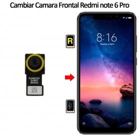 Cambiar Cámara Frontal Xiaomi Xiaomi Redmi Note 6 Pro