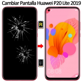 Cambiar Cristal De Pantalla Huawei P20 Lite 2019