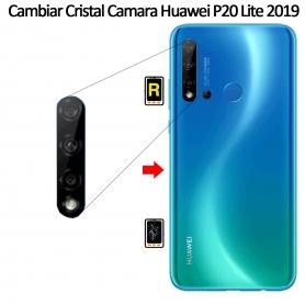 Cambiar Cristal Cámara Trasera Huawei P20 Lite 2019