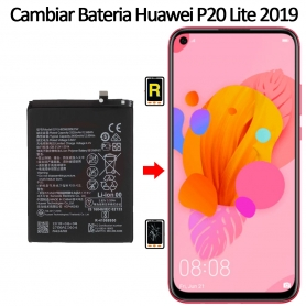 Cambiar Batería Huawei P20 Lite 2019