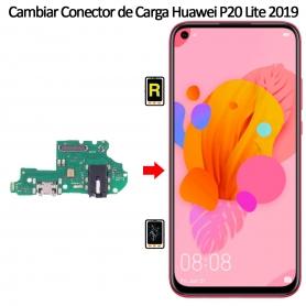 Cambiar Conector De Carga Huawei P20 Lite 2019