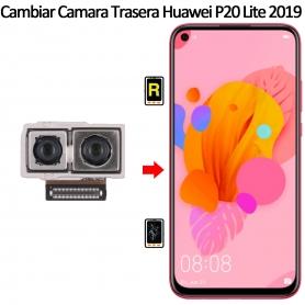 Cambiar Cámara Trasera Huawei P20 Lite 2019