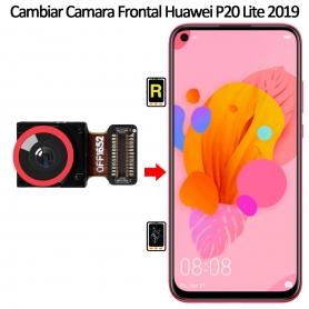Cambiar Cámara Frontal Huawei P20 Lite 2019