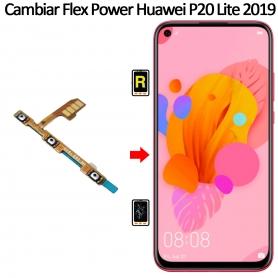 Cambiar Botón De Encendido Huawei P20 Lite 2019