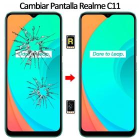 Cambiar Cristal De Pantalla Realme C11