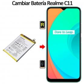 Cambiar Batería Realme C11