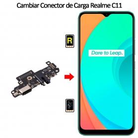 Cambiar Conector De Carga Realme C11