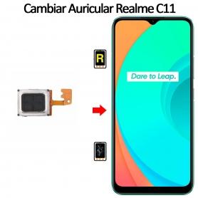 Cambiar Auricular De Llamada Realme C11