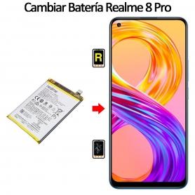 Cambiar Batería Realme 8 Pro