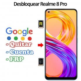 Eliminar Contraseña y Cuenta FRP Realme 8 Pro
