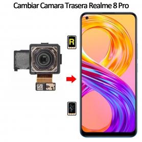 Cambiar Cámara Trasera Realme 8 Pro