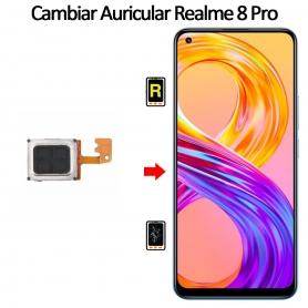 Cambiar Auricular De Llamada Realme 8 Pro