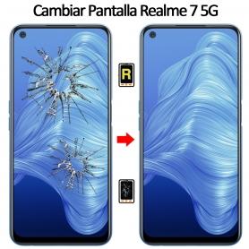 Cambiar Cristal De Pantalla Realme 7 5G