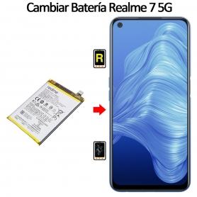 Cambiar Batería Realme 7 5G