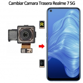 Cambiar Cámara Trasera Realme 7 5G