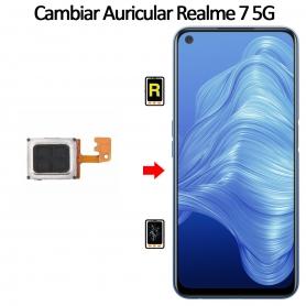 Cambiar Auricular De Llamada Realme 7 5G