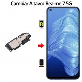 Cambiar Altavoz De Música Realme 7 5G