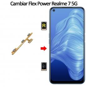 Cambiar Botón De Volumen Realme 7 5G