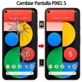 Cambiar Pantalla Google Pixel 5