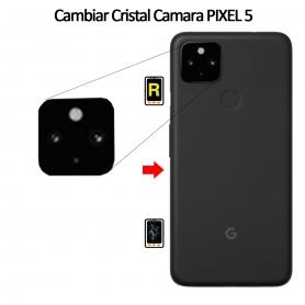 Cambiar Cristal Cámara Trasera Google Pixel 5