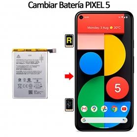 Cambiar Batería Google Pixel 5