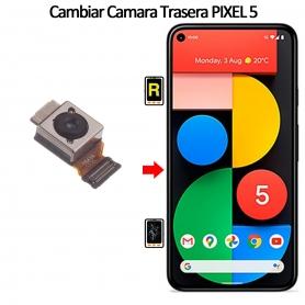 Cambiar Cámara Trasera Google Pixel 5