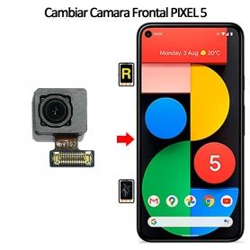 Cambiar Cámara Frontal Google Pixel 5