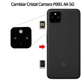 Cambiar Cristal Cámara Trasera Google Pixel 4A 5G