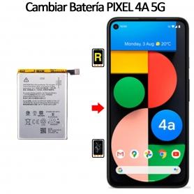 Cambiar Batería Google Pixel 4A 5G