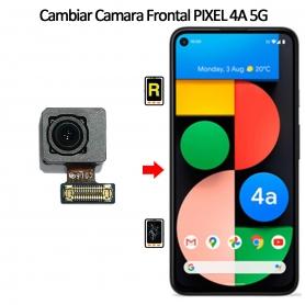 Cambiar Cámara Frontal Google Pixel 4A 5G