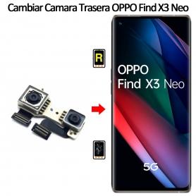 Cambiar Cámara Trasera Oppo Find X3 Neo