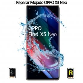 Reparar Mojado Oppo Find X3 Neo