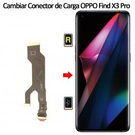 Cambiar Conector De Carga Oppo Find X3 Pro