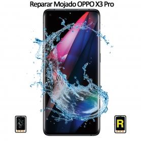 Reparar Mojado Oppo Find X3 Pro