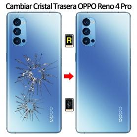 Cambiar Tapa Trasera Oppo Reno 4 Pro 5G