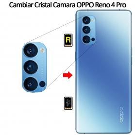 Cambiar Cristal Cámara Trasera Oppo Reno 4 Pro 5G