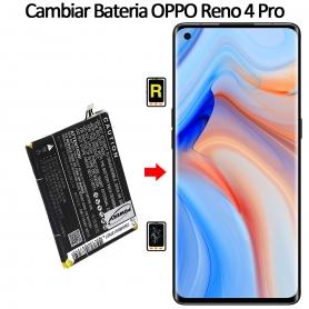 Cambiar Batería Oppo Reno 4 Pro 5G