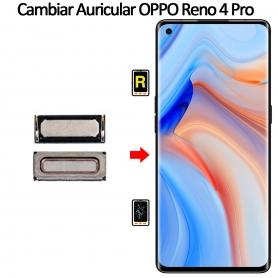 Cambiar Auricular De Llamada Oppo Reno 4 Pro 5G
