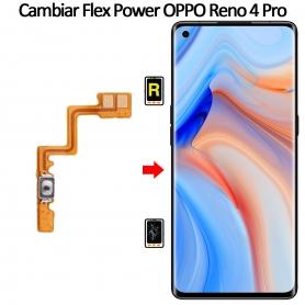 Cambiar Botón De Encendido Oppo Reno 4 Pro 5G