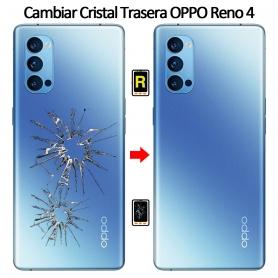 Cambiar Tapa Trasera Oppo Reno 4 5G