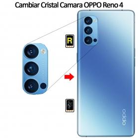 Cambiar Cristal Cámara Trasera Oppo Reno 4 5G