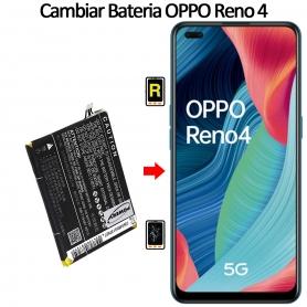 Cambiar Batería Oppo Reno 4 5G