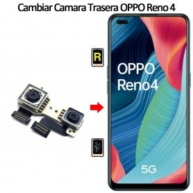 Cambiar Cámara Trasera Oppo Reno 4 5G