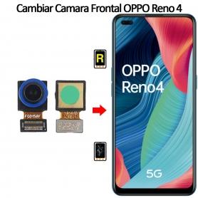 Cambiar Cámara Frontal Oppo Reno 4 5G