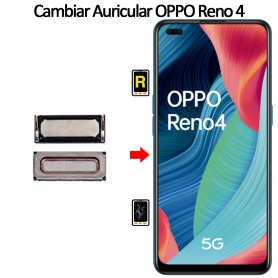 Cambiar Auricular De Llamada Oppo Reno 4 5G