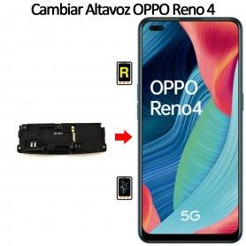 Cambiar Altavoz De Música Oppo Reno 4 5G
